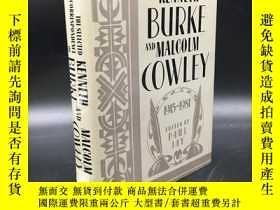 二手書博民逛書店Burke罕見and Cowley: Selected Corr