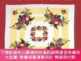 二手書博民逛書店Terrific罕見Tablecloths From The 40s & 50sY255174 Fehli