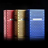 煙盒20支裝鋁合金超薄金屬創意男士軟硬通用便攜煙盒子【全館免運八五折】
