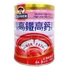桂格 高鐵高鈣 奶粉 750g【康鄰超市...