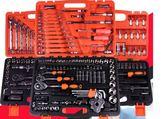 工具箱接桿棘輪快速扳手火花塞套筒套裝汽修汽保工具套裝組套五金工具箱-維多原創 免運