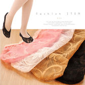 蕾絲隱形襪 船形襪 防脫【櫻桃飾品】【20979】