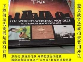 二手書博民逛書店Life:罕見Strange But True: 100 of the World s Weirdest Wond