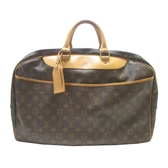 LV 原花手提肩背旅行袋 行李袋 Alize 24 M41399 【BRAND OFF】