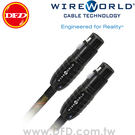 WIREWORLD Gold Starlight 7 金星光 1.0M Blanced Digital Audio Cables 數位平衡線 原廠公司貨