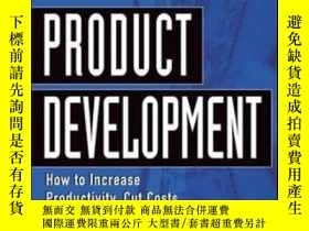 二手書博民逛書店Next罕見Generation Product Develop