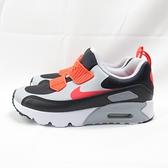 NIKE AIR MAX TINY 90 (PS) 中童休閒鞋 襪套式 881927024 黑灰紅【iSport愛運動】