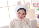 【單一款】兔子造型頭帽 變裝帽 拍照裝飾品 聖誕節交換禮物 尾牙春酒派對表演 搞怪道具