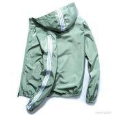 運動外套男韓版潮流初中高中學生修身帥氣百搭學院風夾克衣服 1995生活雜貨