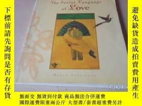 二手書博民逛書店THE罕見SECRET LANGUAGE OF LOVE(內有大