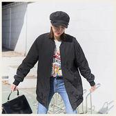 ✦Styleon✦正韓。簡約無領菱格壓線棒球外套。韓國連線。韓國空運。1106。