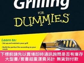 二手書博民逛書店預訂Grilling罕見For Dummies, Second EditionY492923 John Mar