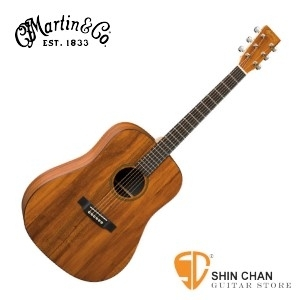 MARTIN DXK2AE 可插電民謠吉他【墨西哥製造/電木吉他】