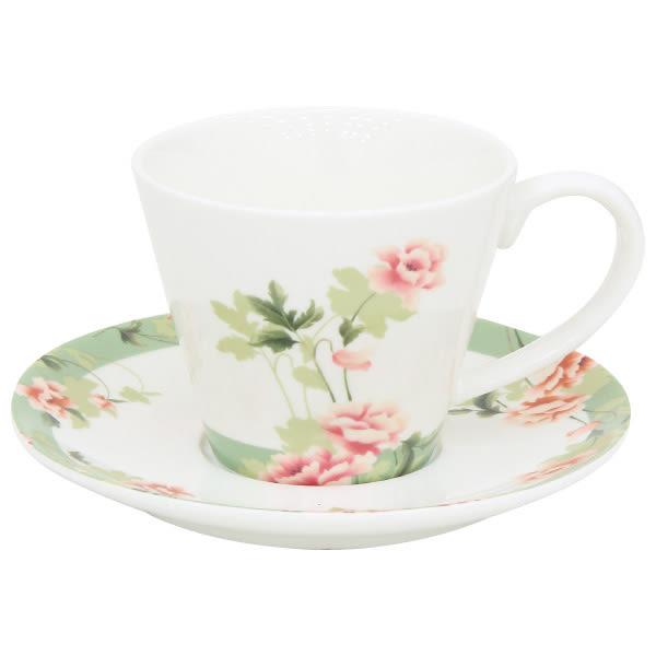 咖啡杯組 牡丹花 A4956F1590A4957F1590 NITORI宜得利家居