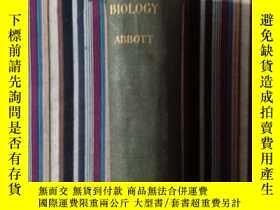 二手書博民逛書店GENERAL罕見BIOLOGYY20903 出版1914