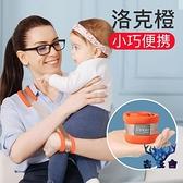 兒童單肩背寶寶嬰兒孩子前抱式帶省力抱輕便外出簡易【古怪舍】