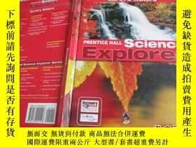 二手書博民逛書店Earth s罕見Waters : PRENTICE HALL Science EXPlorer 【大16開精裝】