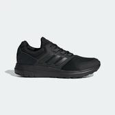 Adidas GALAXY 4 黑色男款慢跑鞋-NO.EE7917