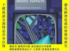 二手書博民逛書店Mostly罕見Surfaces-主要是表面Y436638 Richard Evan Schw... Amer