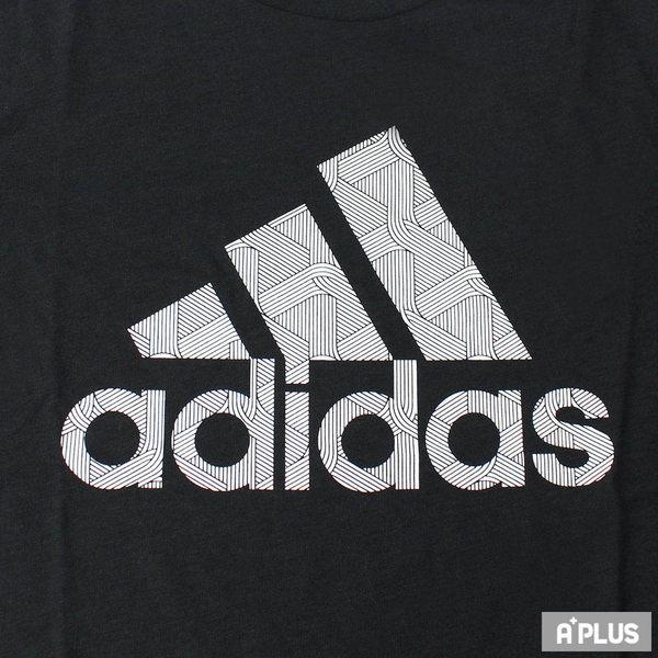 Adidas 女  愛迪達 圓領T(短)- CV5103