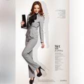 OL職業套裝(裙裝)-焦點素雅辦公職業制服6h37【巴黎精品】