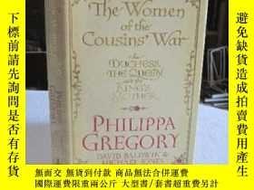 二手書博民逛書店The罕見Women Of The Cousins War The Duchess, The Queen And
