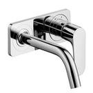 【麗室衛浴】德國HANSGROHE Citterio M 系列 埋壁面盆龍頭外殼 34115