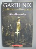 【書寶二手書T5/原文小說_NDD】Sir Thursday_Garth Nix