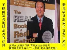 二手書博民逛書店The罕見Real Book of Real Estate 房地