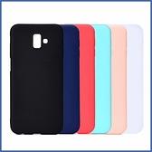 三星 J6+ J4+ J8 Note9 素色全包覆軟殼 手機殼 全包邊 軟殼 簡約 素面 保護殼