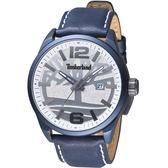 Timberland叢林之心時尚腕錶  TBL.15029JLBL 01