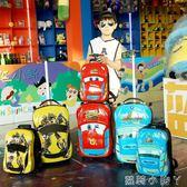 行李箱兒童拉桿箱男孩18寸卡通旅行箱寶寶汽車可坐可騎皮箱拖拉箱 igo蘿莉小腳ㄚ