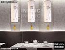 INPHIC-現代新中式吊燈仿古布藝手繪羊皮燈籠餐廳工程酒店茶樓吧台燈具-直徑20g高度60cm_S3081C