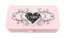 Pink Lady 假睫毛收納盒 T36137 (粉色/黑色) [19909]◇美容美髮美甲新秘專業材料◇