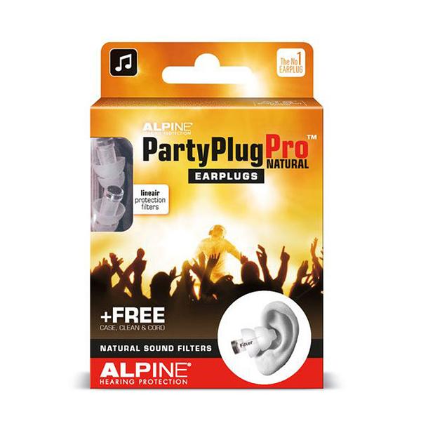 ALPINE PARTY PLUG PRO 頂級 音樂耳塞 聲音濾波器 荷蘭進口 20816
