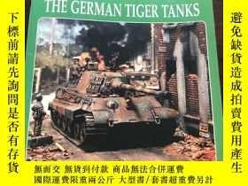 二手書博民逛書店The罕見german tiger tanks modeling specialY429567 Francai
