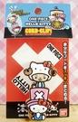 【震撼精品百貨】ONE PIECE&HELLO KITTY_聯名海賊王喬巴&凱蒂貓系列~捲線器