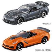 TOMICA 多美小汽車NO.031 雪佛蘭Corvette+初回(2台一起賣)_TM031A4+TM031-C2