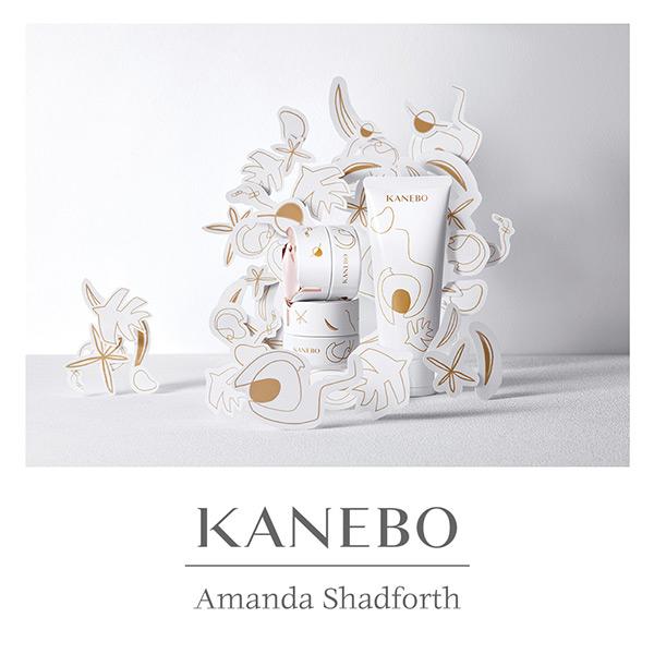 Kanebo 佳麗寶 水潤美肌緊緻晚霜(AMANDA SHADFORTH聯名設計款) 40mL