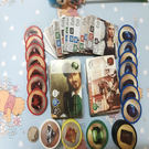 桌遊寶石商人繁體中文版益智類思維策略桌遊【送牌套】 交換禮物