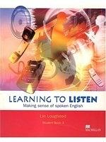二手書 Learning to Listen: Making Sense of Spoken English: Student Book 3: International Version (Lear R2Y 0333988914