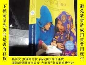 二手書博民逛書店three罕見cups of teaY12498