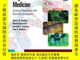 二手書博民逛書店Stem罕見Cells in Regenerative Medicine: Science, Regulation