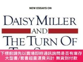 二手書博民逛書店New罕見Essays On Daisy Miller And The Turn Of The Screw (th
