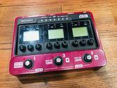凱傑樂器 中古美品 ZOOM B3 電貝斯 綜合效果器