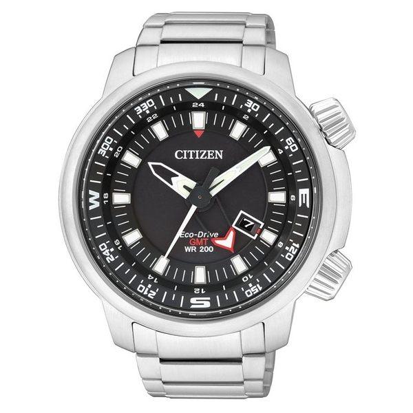 【分期0利率】星辰錶 CITIZEN 光動能 雙時區 方位指示 防水200M 全新原廠公司貨 BJ7081-51E