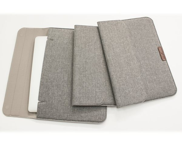 X-Bag專業防電磁波電腦包(灰色)of 12吋 MacBook
