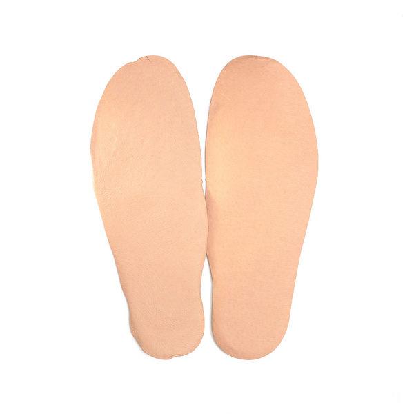 鞋全家福 真皮超彈性吸震鞋墊 膚