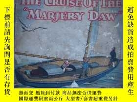 二手書博民逛書店The罕見Cruise of the Marjery Daw