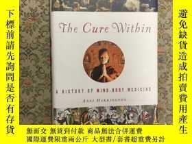 二手書博民逛書店The罕見Cure Within: A History of M
